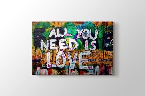 All You Need is Love görseli.