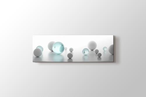Transparent and Solid Balls görseli.