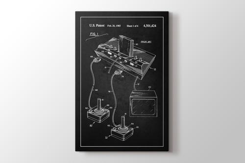 Atari Patent görseli.