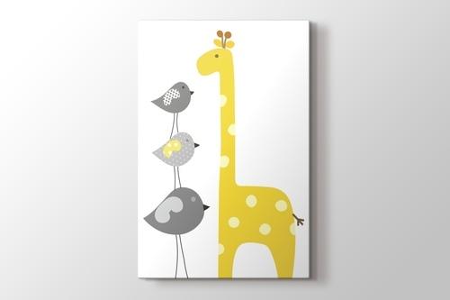Zürafa görseli.