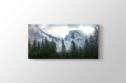 Yosemite California görseli.