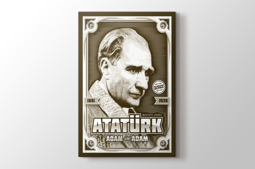 Adam gibi adam Atatürk görseli.