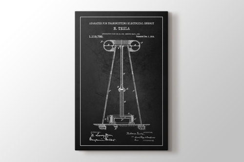 Aparatus for Transmitting Electrical Energy Patent görseli.