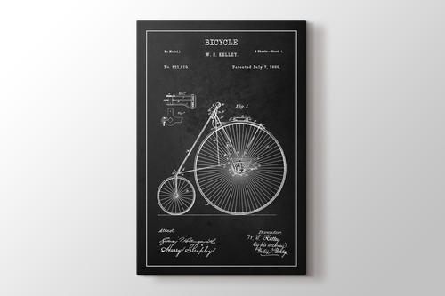 Bicycle Patent görseli.