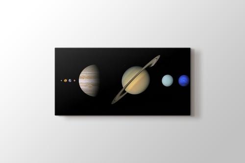 Planets Solar System görseli.
