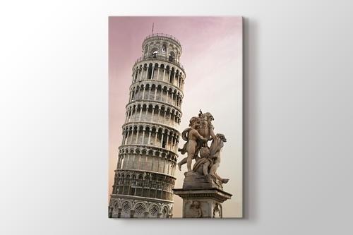 Italy - Tower of Pisa görseli.