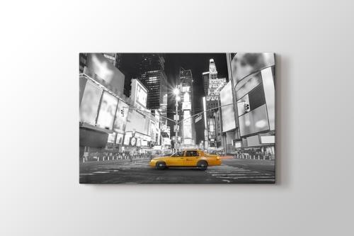 Yellow Cab by Night görseli.