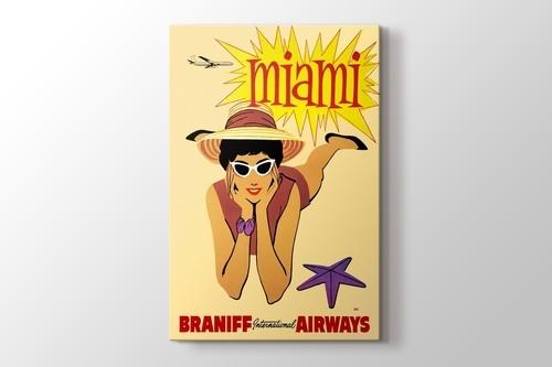 Miami Vintage Posteri görseli.