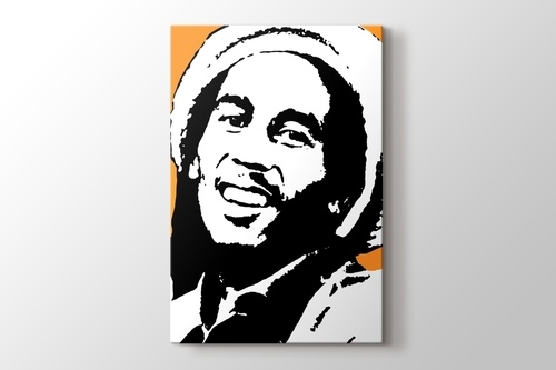 Bob Marley - Orange görseli.
