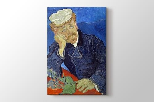 Portrait of Dr Paul Gachet görseli.