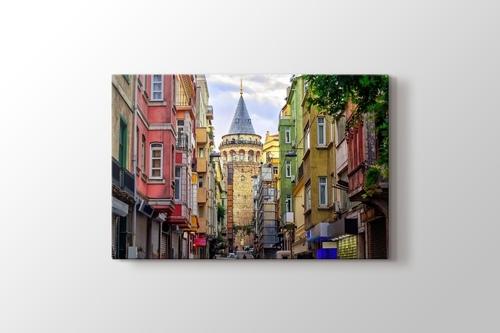 İstanbul - Galata görseli.