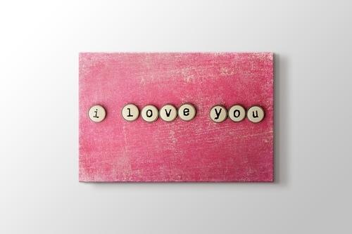I Love You görseli.