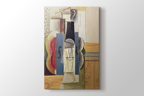 Violin Hanging on the Wall görseli.