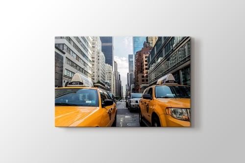 Yellow Taxi Cabs görseli.