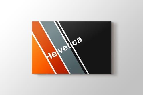Helvetica görseli.