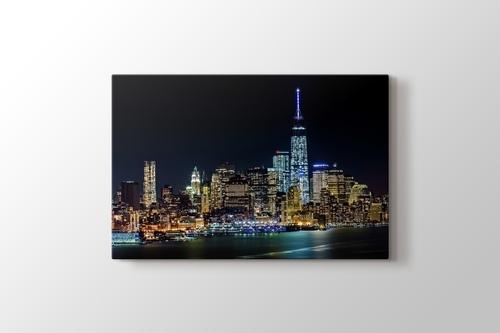 Manhattan  Night Lights görseli.