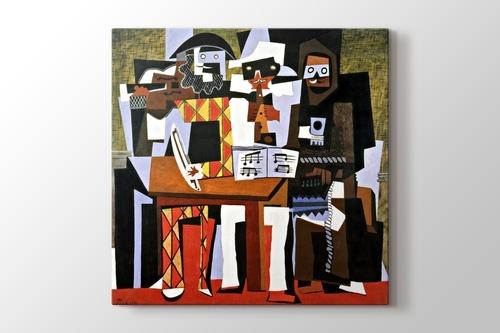 Three Musicians görseli.