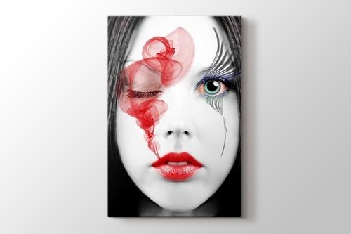 Geisha görseli.