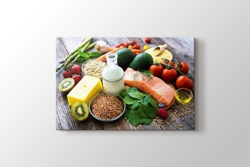 Healthy Foods görseli.