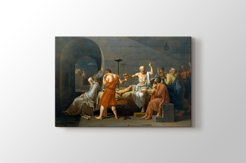 The Death of Socrates görseli.