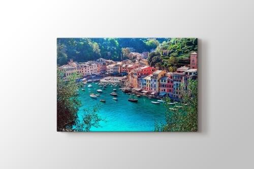 Portofino İtalya görseli.