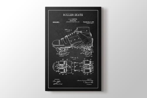 Roller Skate Patent görseli.