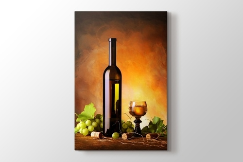 Wine and Grapes görseli.