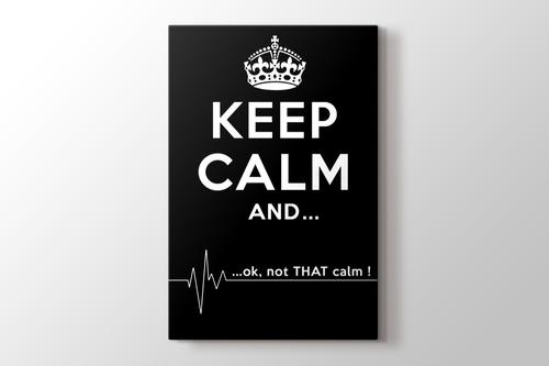 Keep Calm And... görseli.