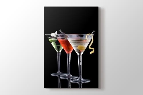 Üç Renk Kokteyl görseli.