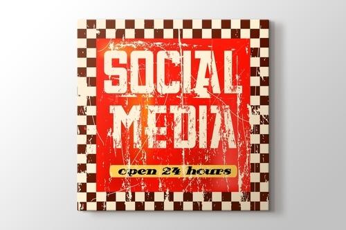 Sosyal Medya görseli.
