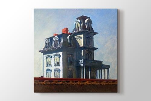 House by the Railroad görseli.