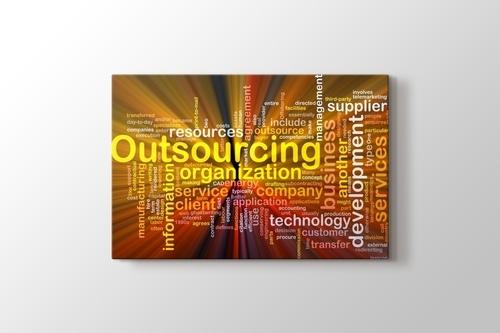 Outsourcing görseli.