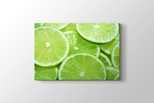 Sliced Limes görseli.