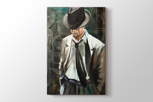 Man with Hat görseli.