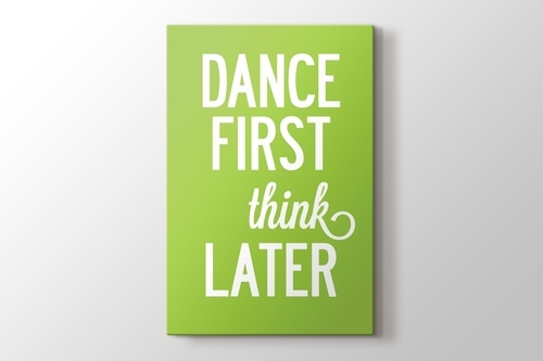 Dance First görseli.