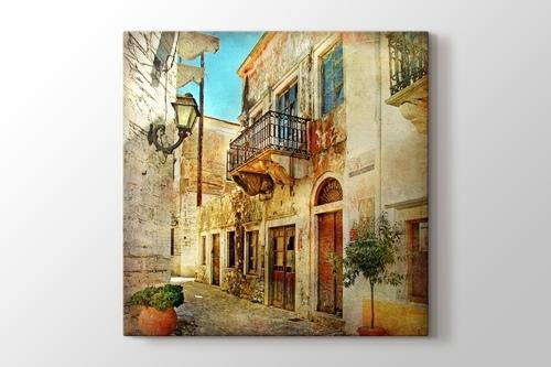 Yunan Evleri görseli.
