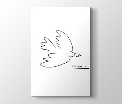 Dove Of Peace Pablo Picasso Kanvas Tablo Burada Pluscanvas