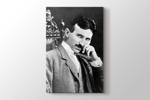 N.Tesla görseli.
