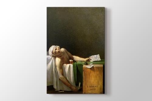 The Death of Marat görseli.
