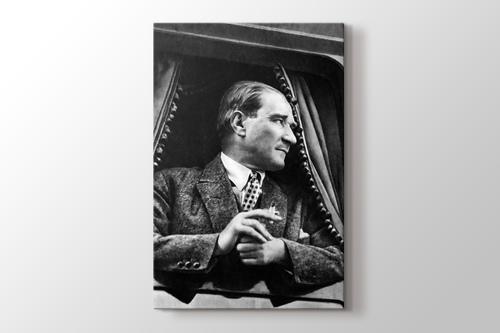 Atatürk Tren görseli.