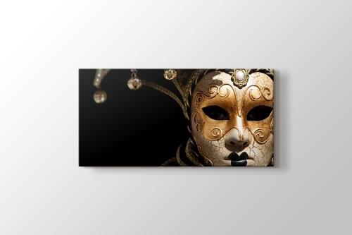 Venedik Karnaval Maske görseli.