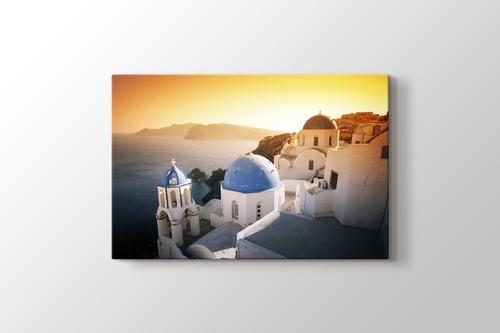 Greece - Oia Santorini görseli.