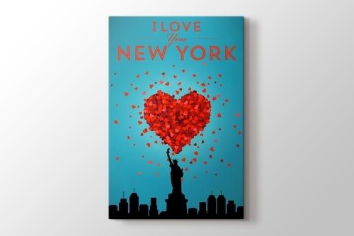 I Love New York görseli.