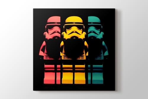 Funko Lego Trooper görseli.