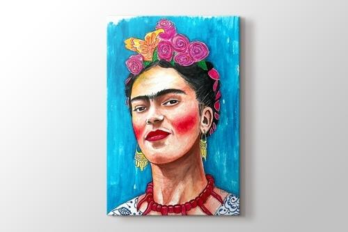 Frida Kahlo görseli.
