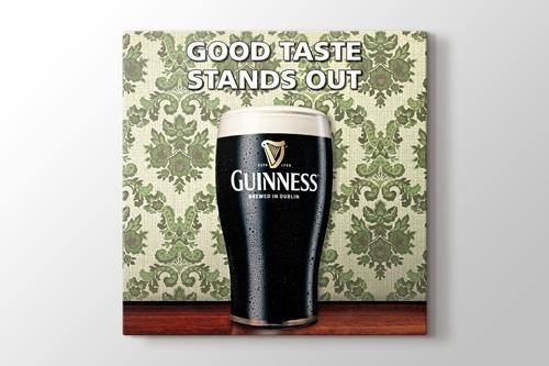 Guinness - Good Taste Stands Out görseli.