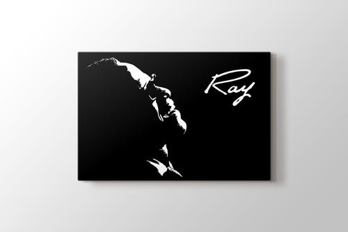 Ray Charles Pop Art görseli.