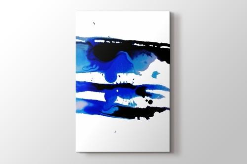 Siyah ve Mavi Lekeler görseli.