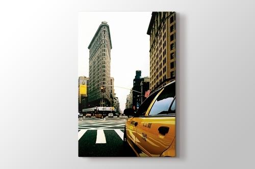 Flatiron Building görseli.