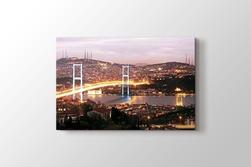 İstanbul - Boğaziçi Köprüsü görseli.